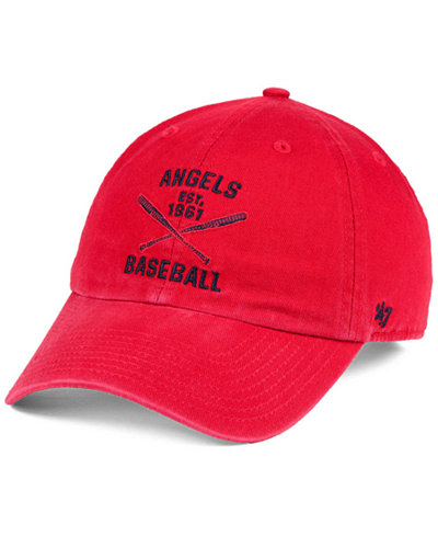 '47 Brand Los Angeles Angels Axis CLEAN UP Cap
