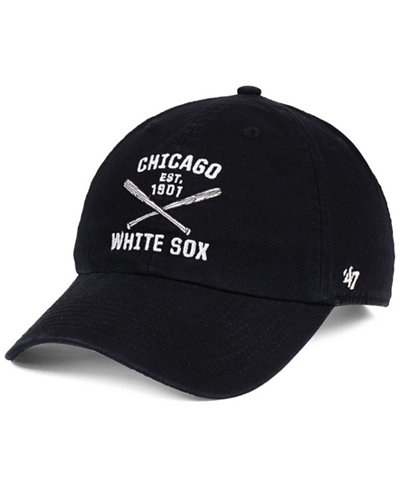 '47 Brand Chicago White Sox Axis CLEAN UP Cap