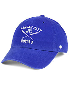 '47 Brand Kansas City Royals Axis CLEAN UP Cap