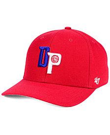 '47 Brand Detroit Pistons Mash Up MVP Cap