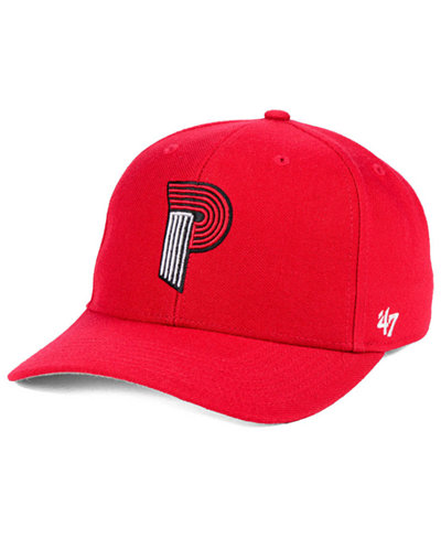 '47 Brand Portland Trail Blazers Mash Up MVP Cap