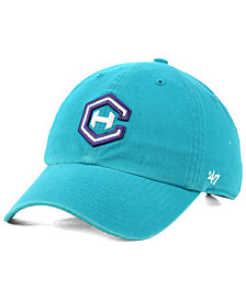 '47 Brand Charlotte Hornets Mash Up CLEAN UP Cap