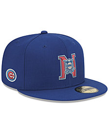 New Era Chicago Cubs League Front 59FIFTY FITTED Cap