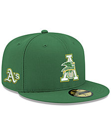 New Era Oakland Athletics League Front 59FIFTY FITTED Cap