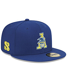 New Era Seattle Mariners League Front 59FIFTY FITTED Cap