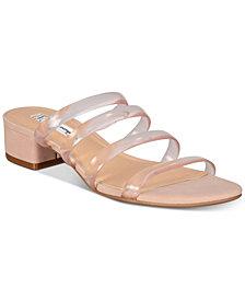 I.N.C. Lamia Block-Heel Sandals, Created For Macy's