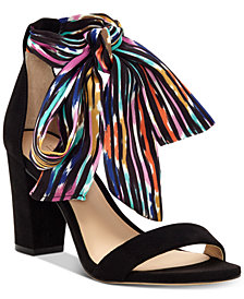 Trina Turk x I.N.C. Kanata Two-Piece Sandals, Created for Macy's