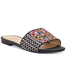 Trina Turk x I.N.C. Maira Slide Sandals, Created for Macy's