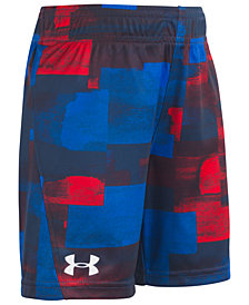 Under Armour Toddler Boys Water Box Boost Printed Shorts