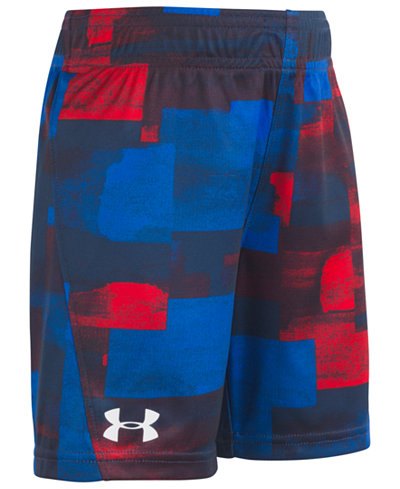 Under Armour Little Boys Water Box Boost Printed Shorts