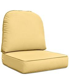 Monterey & Sandy Cove Outdoor Chair Replacement Sunbrella® Cushion