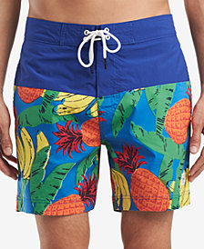 Tommy Hilfiger Men's Banana Tropic 6.5'' Board Short