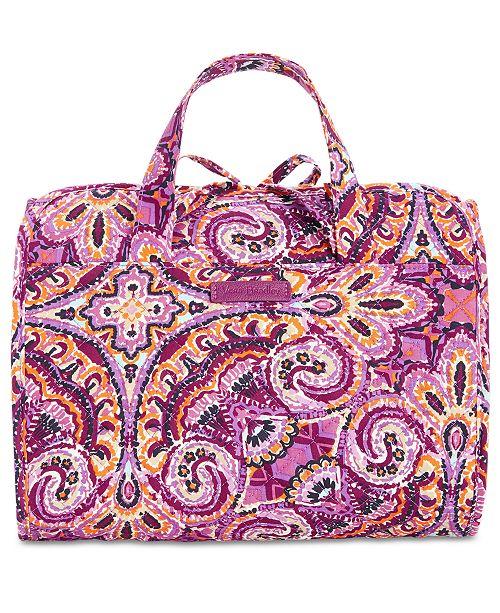 d9aebd7504f0 Vera Bradley Iconic Hanging Travel Organizer - Handbags ...