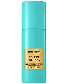 Tom Ford Sole di Positano All Over Body Spray, 5-oz.