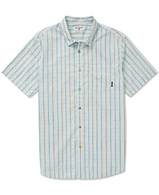 Billabong Men's Sunday's Mini Stripe Shirt