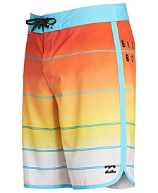 "Billabong Men's Platinum X Performance 20"" Board Shorts"
