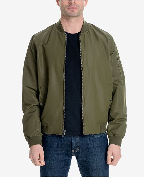 5e6f5f22e Men's Bomber Jacket, Created for Macy's