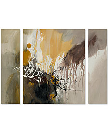 Rio 'Abstract I' Large Multi-Panel Wall Art Set