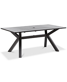 Pacifica Dining Table, Quick Ship