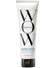 COLOR WOW Color Security Conditioner For Fine-To-Normal Hair, 8.4-oz., from PUREBEAUTY Salon & Spa