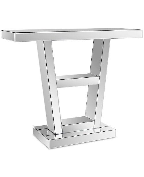 Gallerie Decor Morana Console Table, Quick Ship