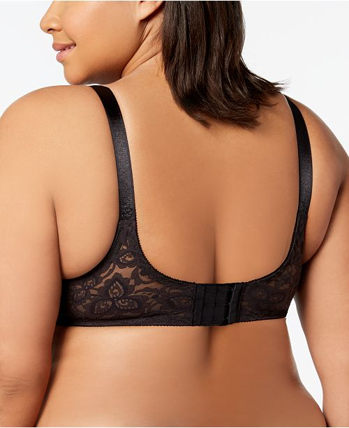 0f5ead14cbbad Bali Comfort Lace and Smooth Seamless Underwire Bra 3432   Reviews ...