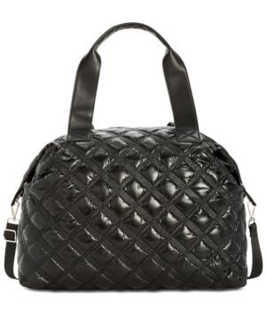 Steve Madden Hawkin Quilted Extra-Large Weekender 5935685