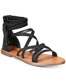 XOXO Cierra Flat Sandals