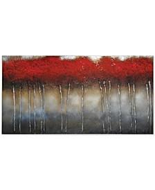 Ren Wil Crimson Forest Wall Art, Quick Ship