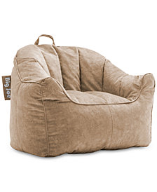 Big Joe Hyde Bean Bag Chair, Quick Ship