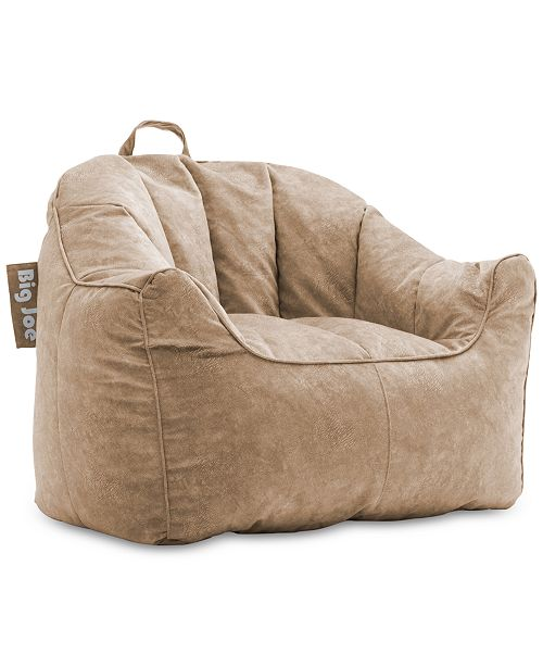 Fabulous Big Joe Hyde Bean Bag Chair Quick Ship Short Links Chair Design For Home Short Linksinfo