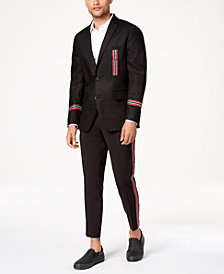 I.N.C. Men's Side-Striped Slim-Fit Suit Separates, Created for Macy's