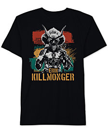 Erik Killmonger Men's T-Shirt by Hybrid Apparel