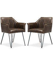 Ottmor Dining Chair (Set of 2), Quick Ship
