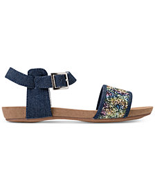 Nine West Little Girls' Tasyah Sandals from Finish Line