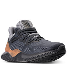 adidas big boys alphabounce beyond running sneakers from finish line