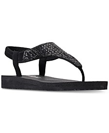 Women's Meditation - Rock Crown Flip-Flop Thong Sandals from Finish Line