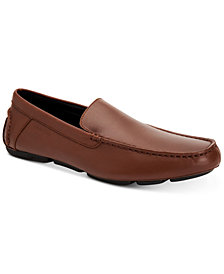 Calvin Klein Men's Miguel Nappa Leather Loafers