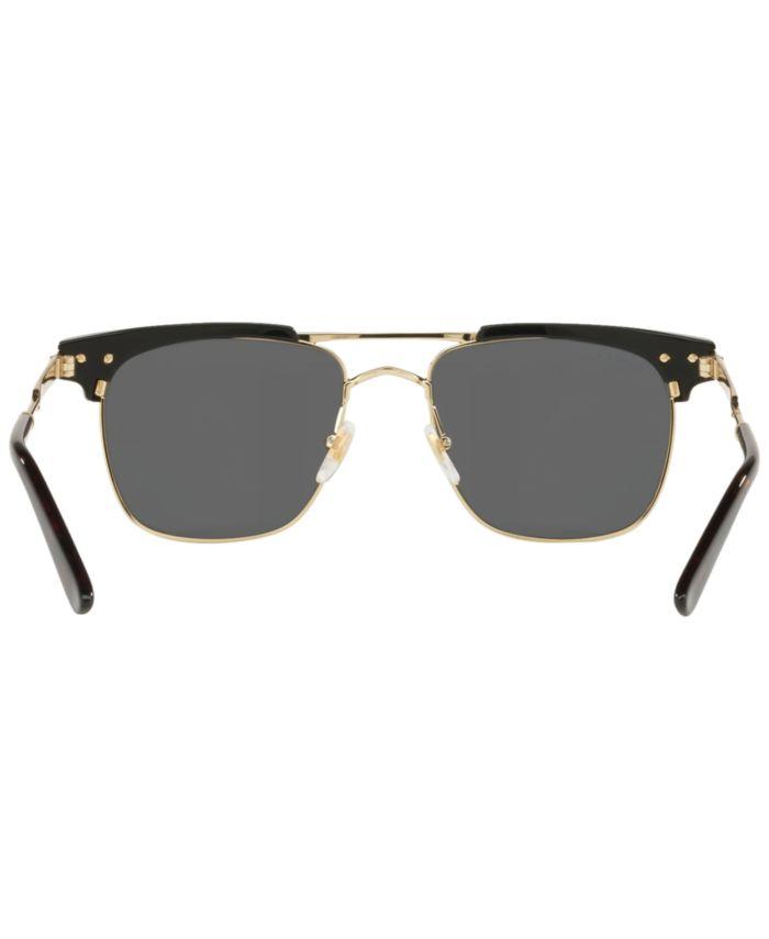 Gucci Sunglasses, GG0287S 52 & Reviews - Sunglasses by Sunglass Hut - Men - Macy's
