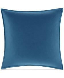 "Madison Park Grover Oversized 24"" Square Decorative Pillow"