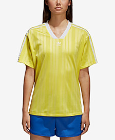 adidas Originals Fashion League Jacquard T-Shirt