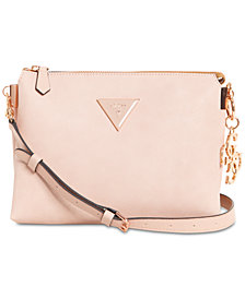 GUESS Jade Top Zip Crossbody