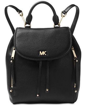 Michael Kors Evie Small Backpack Handbags Accessories Macy S