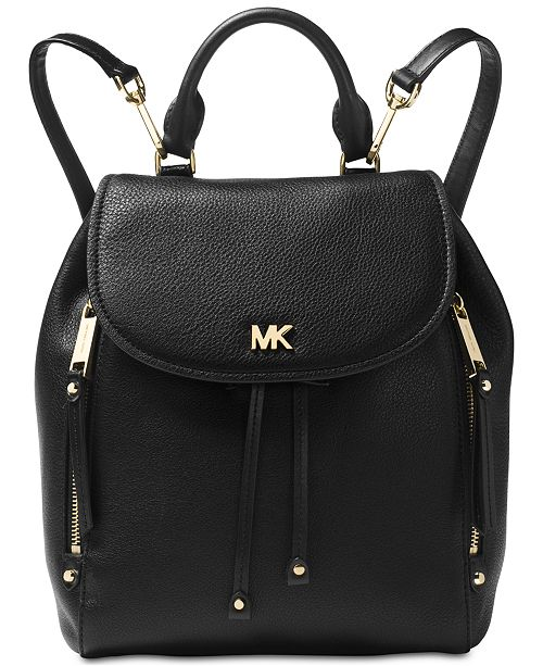 50072f9134a0 Michael Kors Evie Small Backpack   Reviews - Handbags   Accessories ...