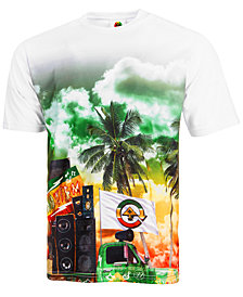 LRG Men's Soundsystem Graphic-Print T-Shirt