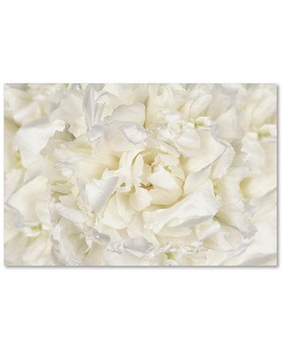 Cora Niele 'White Peony Flower' 30