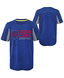 Outerstuff Chicago Cubs Achievement T-Shirt, Big Boys (8-20)