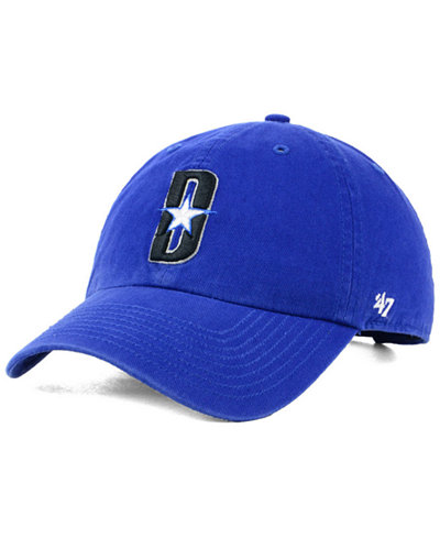 '47 Brand Dallas Mavericks Mash Up CLEAN UP Cap