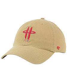 '47 Brand Houston Rockets Mash Up CLEAN UP Cap