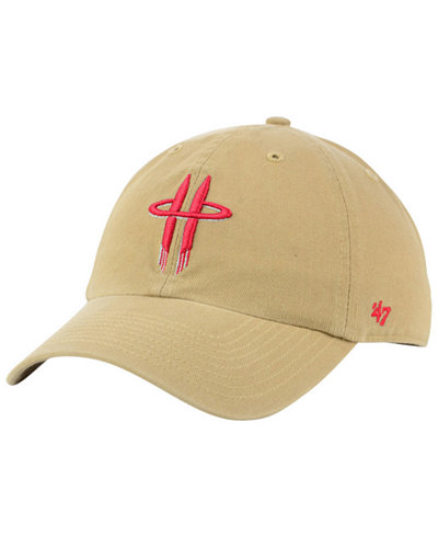 '47 Brand Houston Rockets Mash Up CLEAN UP Cap